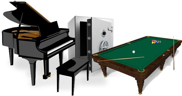 Denver Piano Movers Appliance Movers Specialty Items - Pool table movers denver